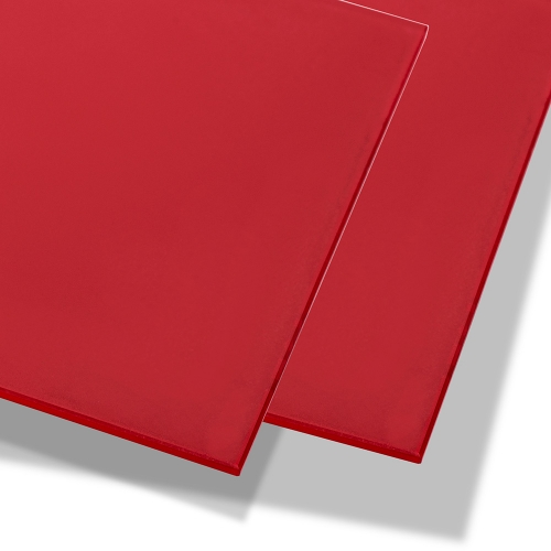 Red Coating Glass